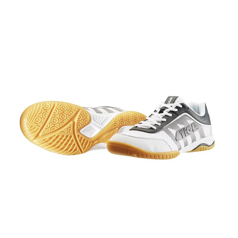 Im Tischtennisshop Stiga-Schuh-Liner mit Rabatt
