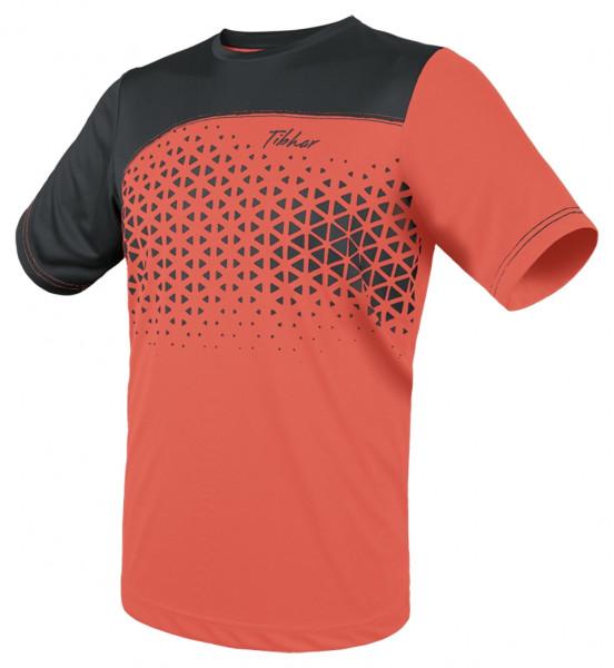 Game_Tshirt_orangegrau_1